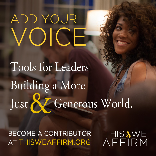 Inspiring Voices | This We Affirm