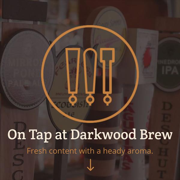 Darkwood Brew Subscriber Discount